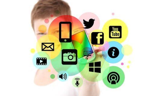 Infographic: welk social media kanaal zet je in voor je bedrijf?