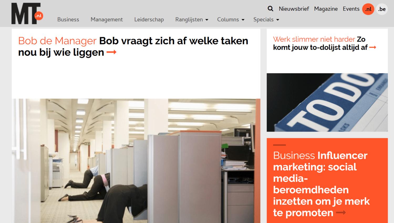Website MT.nl